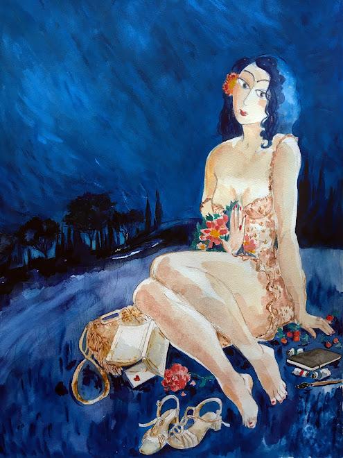 """ Nuit Toscane """