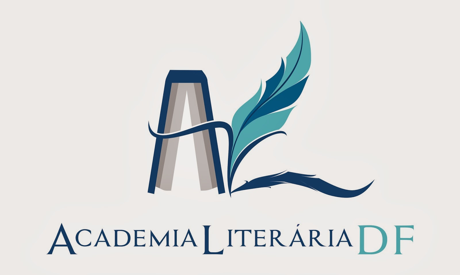 Logo da Academia Literária DF