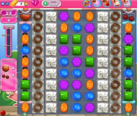 Candy Crush Saga 569