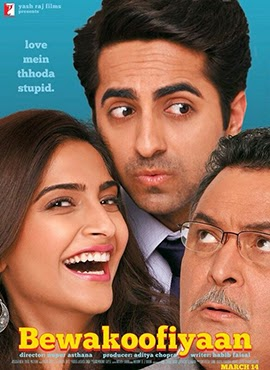 Bewakoofiyaan 2014 Movie Mp3 Songs, hindi movie songs, Bewakoofiyaan movie mp3 full Album, latest Shreya Ghoshal songs, mp3 songs download, Bewakoofiyaan mp3 movie download