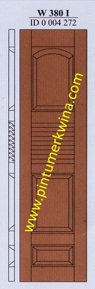 PINTU BESI TYPE W380 I