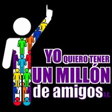 UN MILLON DE AMIGOS EN LIBERTAD