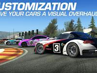Real Racing 3 V3.4.1 Mod APK Unlock All Cars
