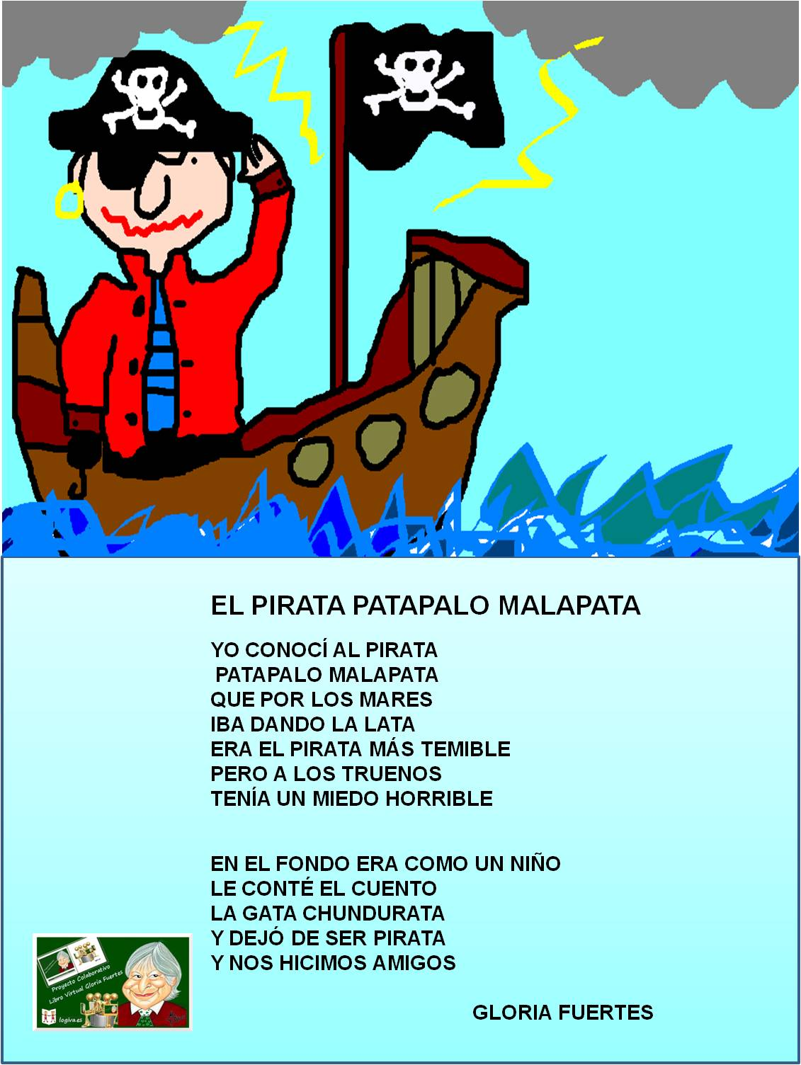 PIRATES Text Images Music Video