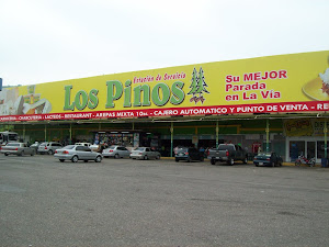 "ESTACION DE SERVICIOS ""LOS PINOS,C.A ..EN QUESOS DE TODO.. CARRETERA LARA ZULIA VENEZUELA."