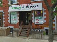 Old Man Pizza Toronto