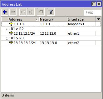 Konfigurasi Routing Dynamic Ospf Di Mikrotik Teknik Komputer Dan Jaringan
