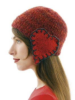 Free Crochet Animal Hat Patterns With Ear Flaps : Miss Julias Patterns: Free Funky Ear Flap Hat Patterns