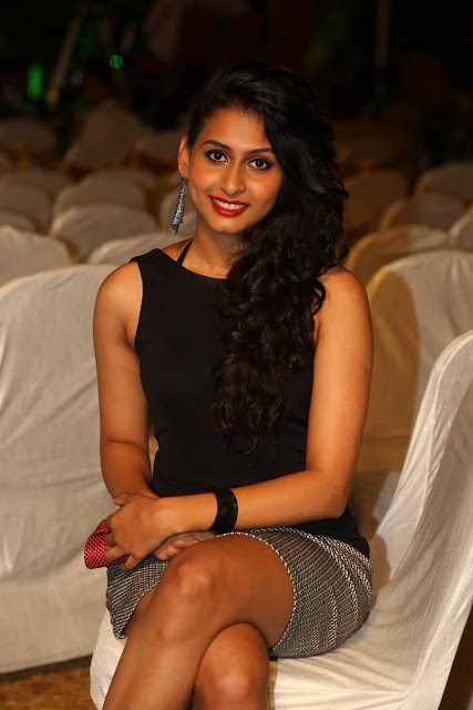 Actress Nitya Naresh Stills At Kerintha Movie Audio Launch