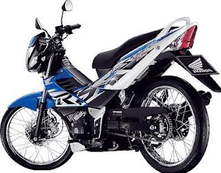 Honda Sonic 150 Motor Sportynya Anak Muda Siap Meluncur Bln. Agustus Untuk Berkompetisi Dengan Suzuki Satria F150.