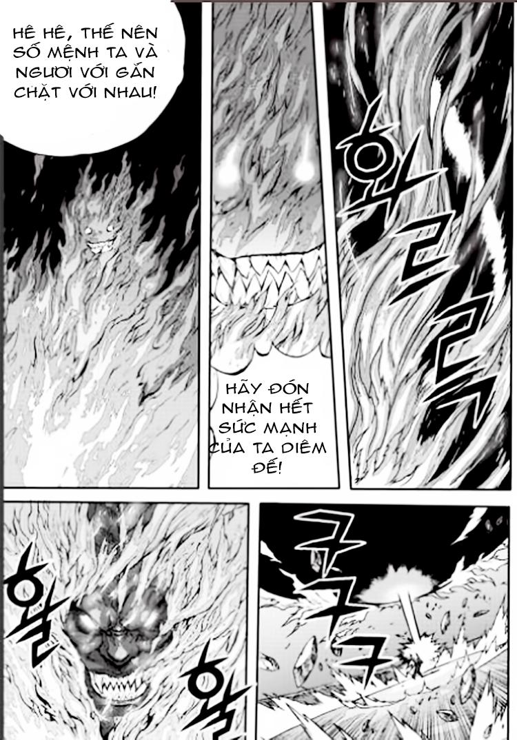 King of Hell – Diêm Đế chap 377.e – End Trang 9 - Mangak.info