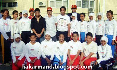 Pasha Ungu bersama CAPAS 2011 Sulawesi Tengah