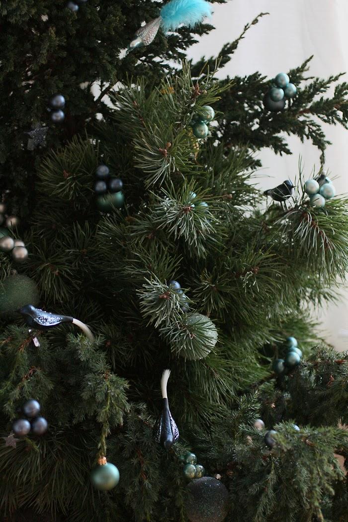 Dekoger mpel dezember 2013 - Beschneiter weihnachtsbaum ...