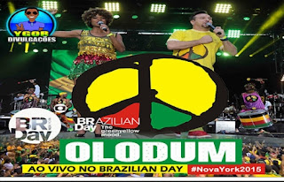 ao vivo no Brazilian Day
