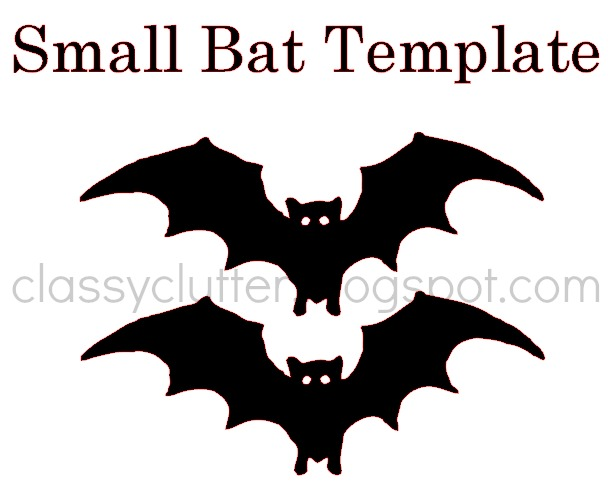 Diy Bat Garland For Your Halloween Party Classy Clutter