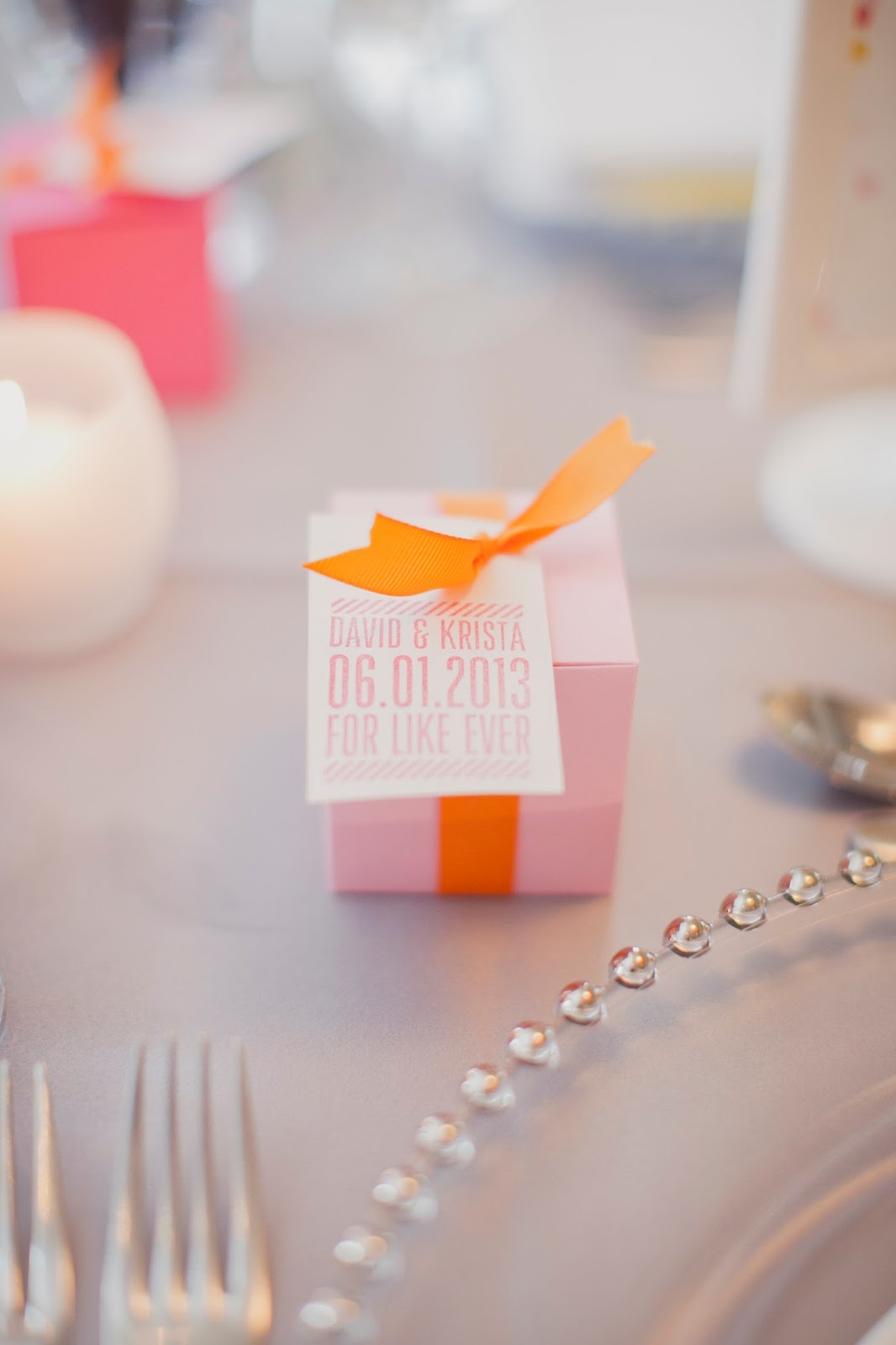 DIY wedding favours, DIY wedding favors