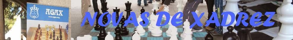AGAX - Novas no Xadrez