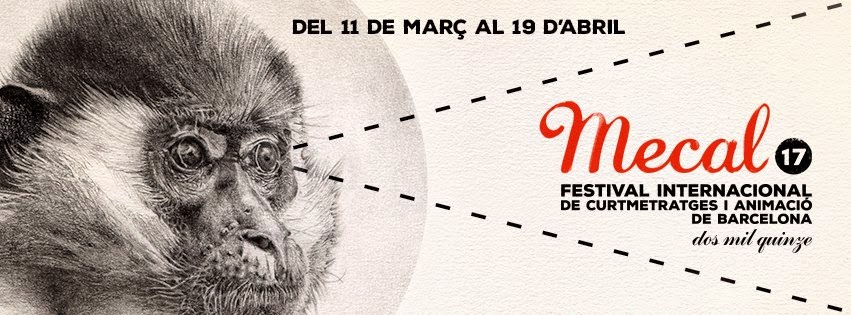 Mecal Pro 2015, 17º Festival Internacional de Cortometrajes y Animación de Barcelona