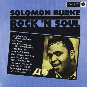 Solomon Burke - That Lucky Old Sun - How Big A Fool