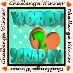I won at words 2 scrap by