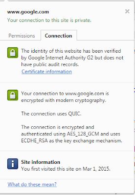 GeraintW Online Blog: PCI DSS and SSL/TLS certificates