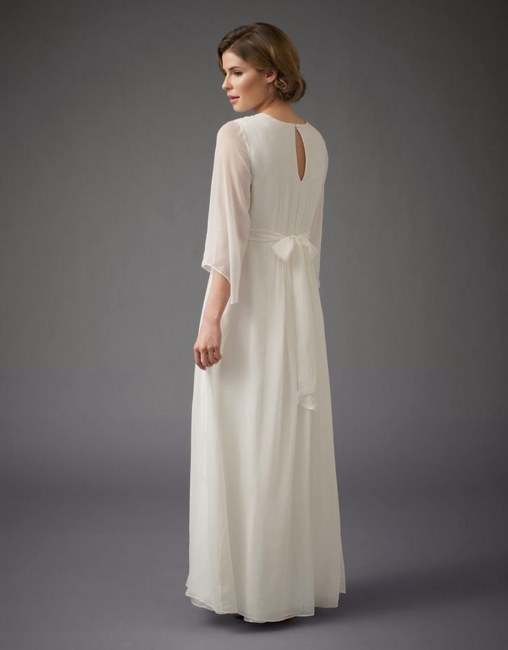 Monsoon Margot Bridal Dress - Affordable Wedding Dresses: Medieval