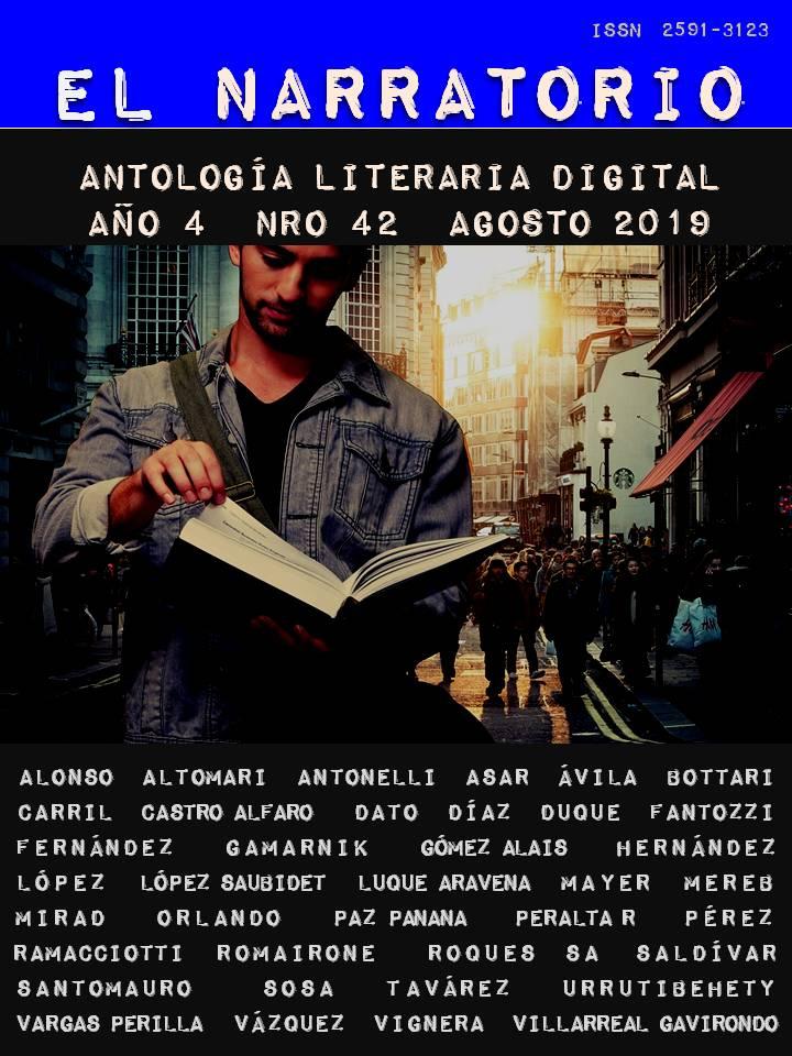 EL NARRATORIO  ANTOLOGÍA LITERARIA DIGITAL NRO 42