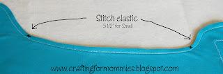 stitch elastic