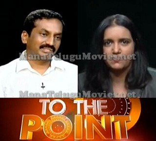 Raghunandan's interview in To The point by Swapna