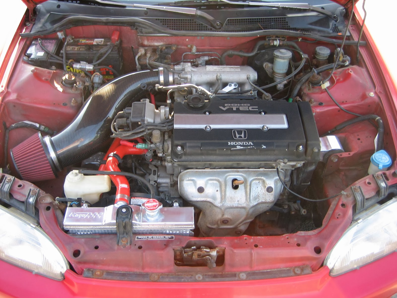 True Jdm Honda B Series Engines B16 B18