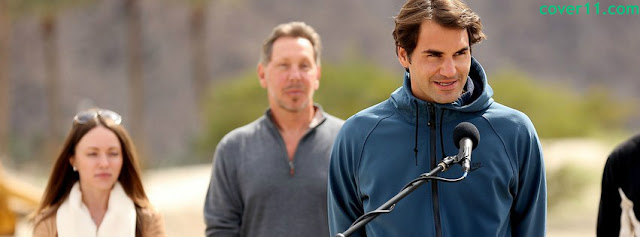 Roger Federer Facebook Covers 2013