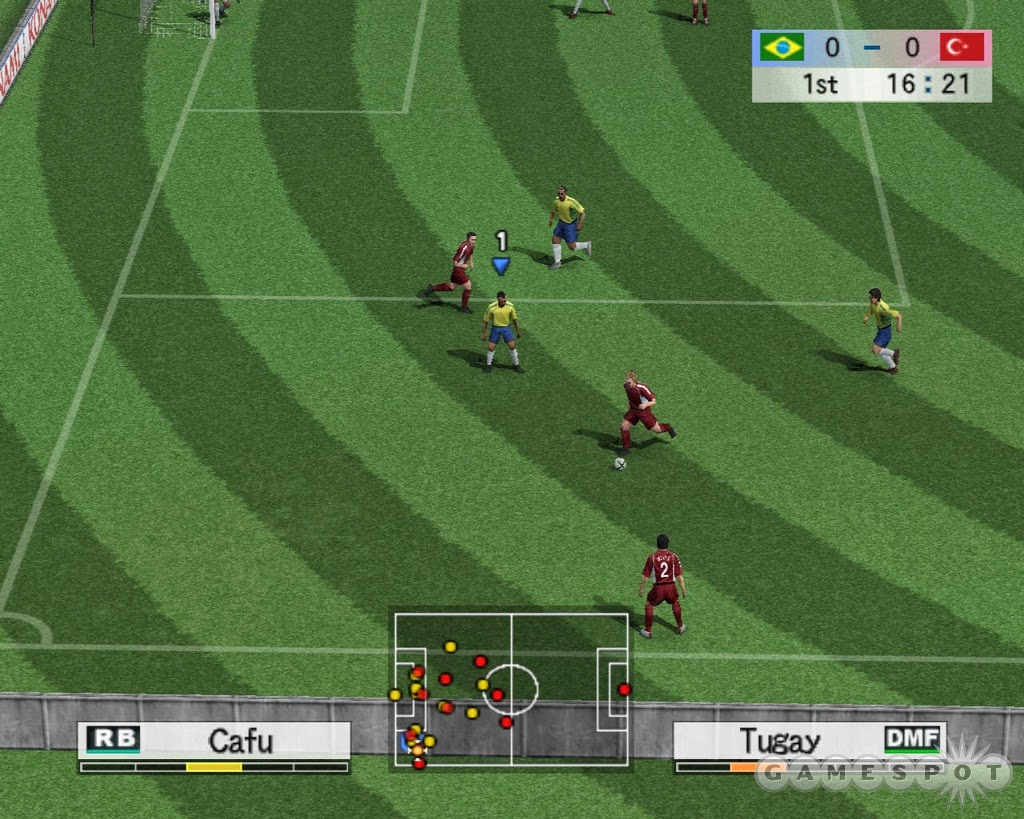 Game Winning Eleven 8 PS1 Gratis