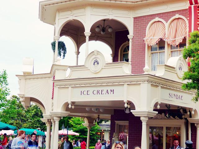 magasin de glaces main street