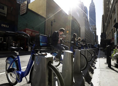 bike share program, NYC