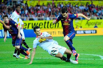 Barcelona vs Sevilla, Barcelona, Sevilla