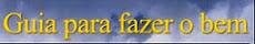 CLIQUE NO GUIA DOS VOLUNTÁRIOS: