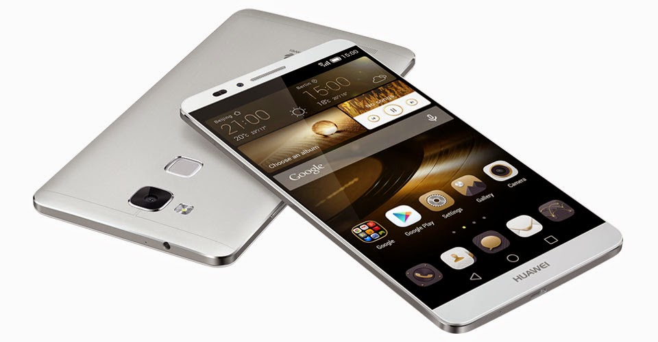 Huawei Ascend Mate7 Android Phone Harga Rp 6 Jutaan
