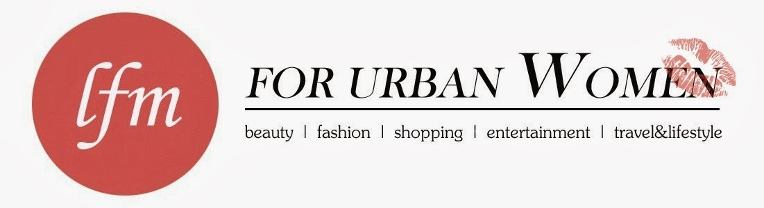 lfm | for urban Women | Blair Villanueva