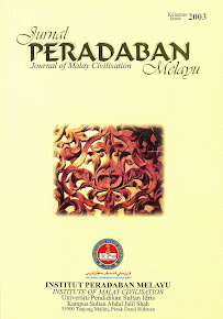 Jurnal Peradaban Melayu Keluaran I, 2003
