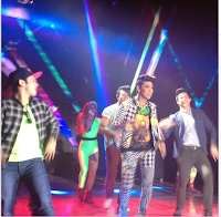 star vice ganda performed on asap stage vice leaded the latest dance