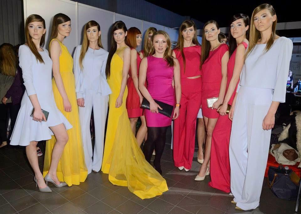 Przegląd kolekcji - WARSAW FASHION WEEKEND - wiosna 2014