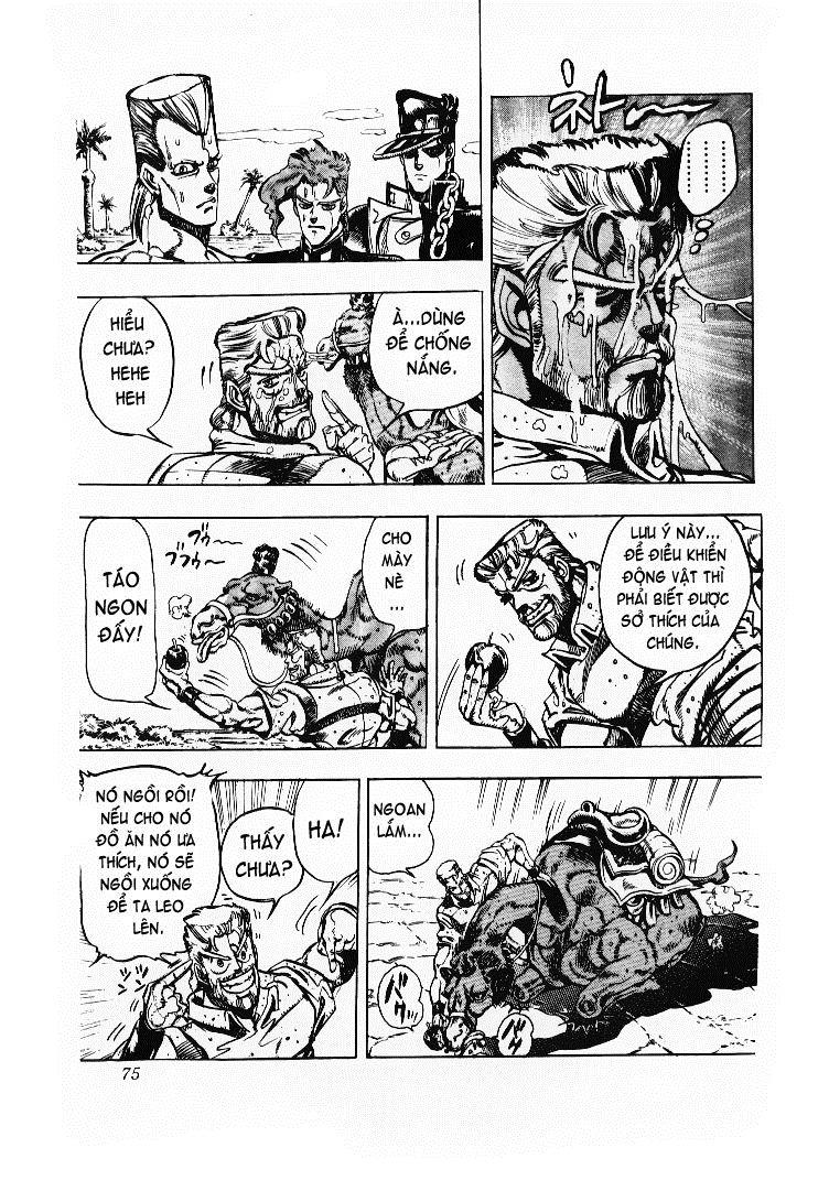 JoJo Bizarre Adventure trang 8