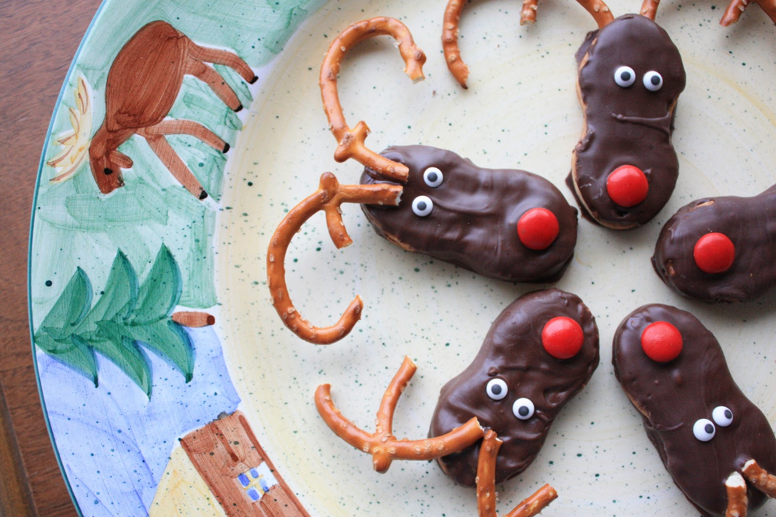 Cute Food For Kids 37 Edible Reindeer Crafts
