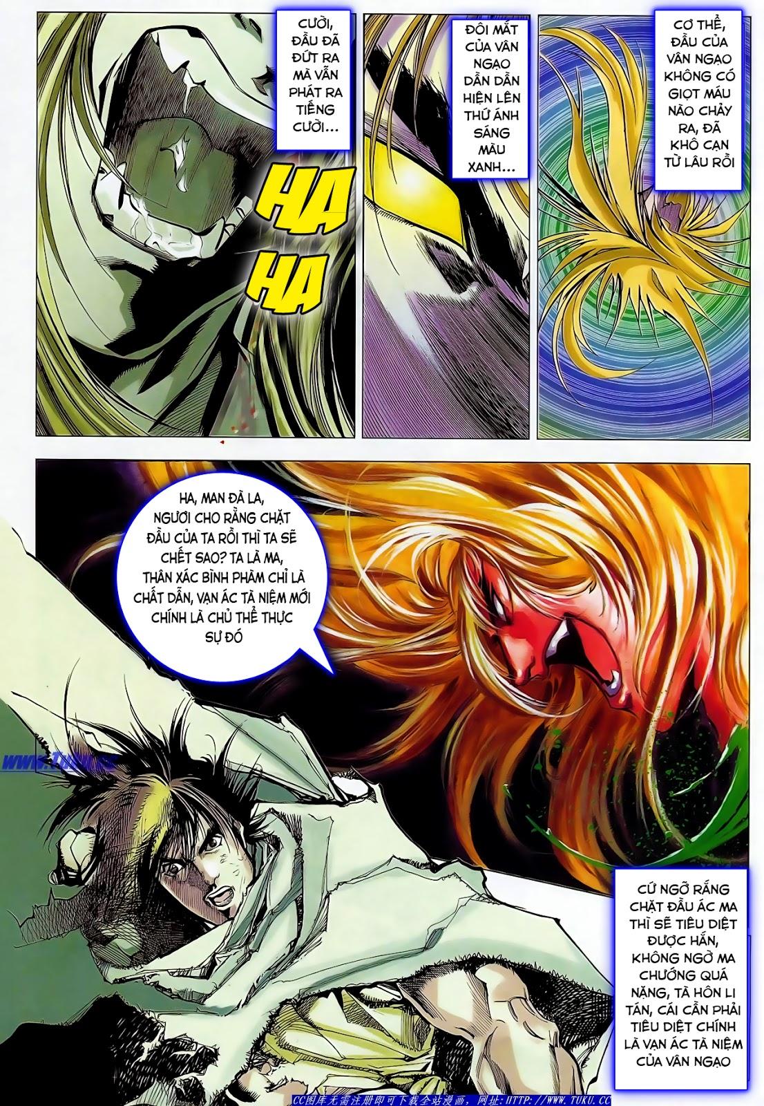 Lục Đạo Thiên Thư chap 47 - Trang 31