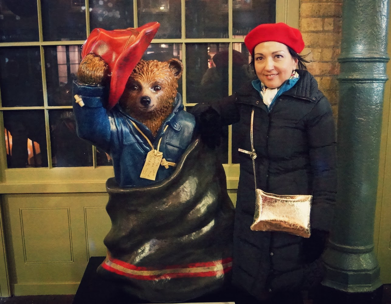 paddington+bear+london