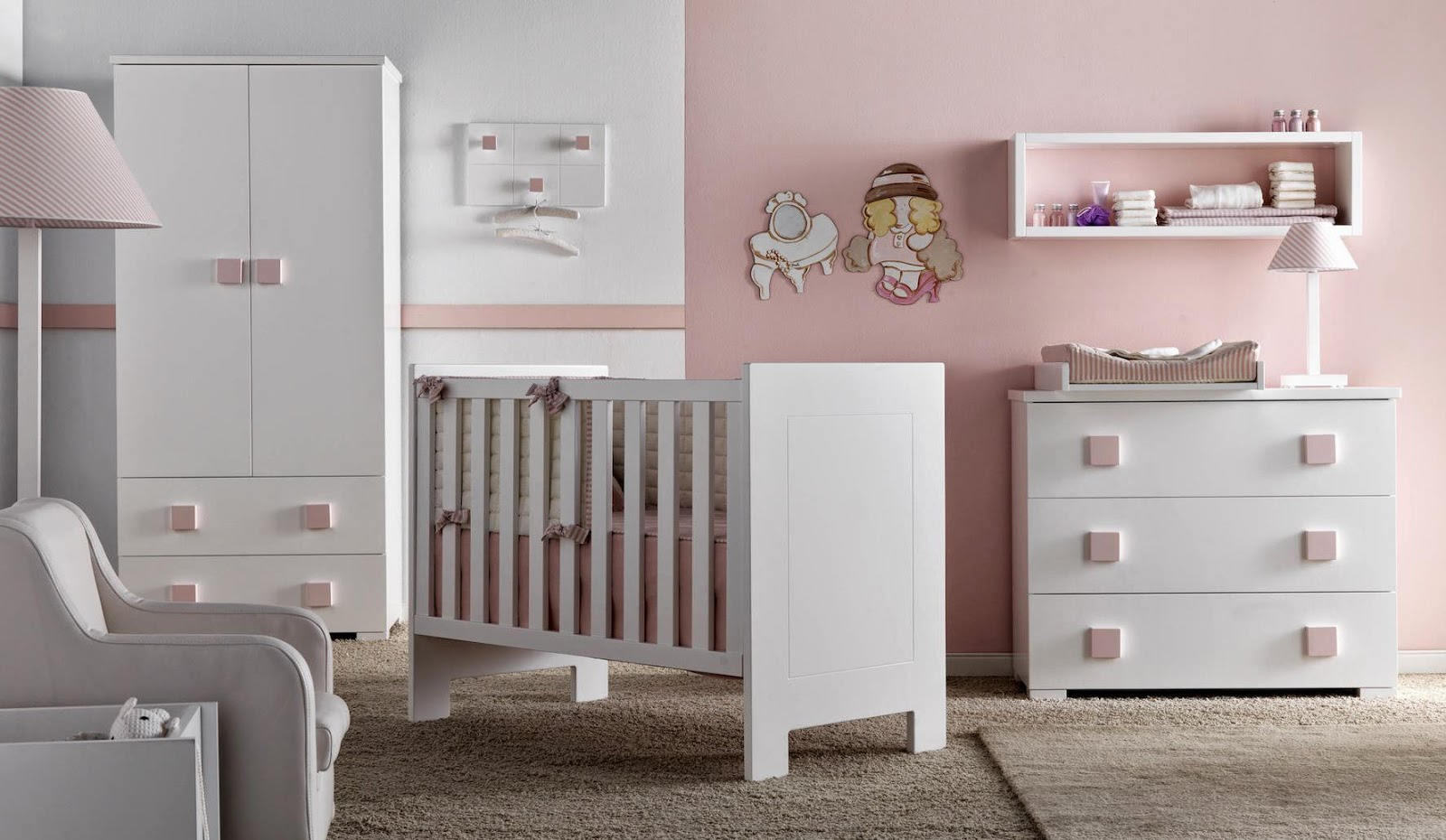 Bb the countrybaby blog ideas de decoraci n para la - Decoracion dormitorio bebe ...