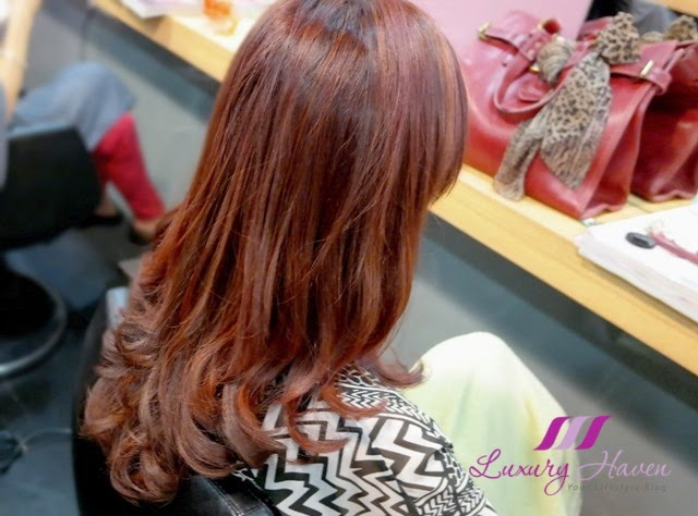 luxury haven reviews joico kpak hair colour