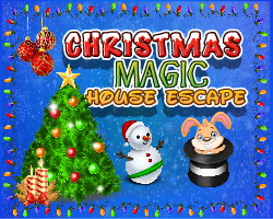 Christmas Magic House Esc…