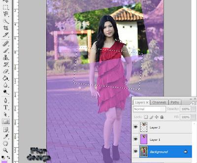 Layer Background