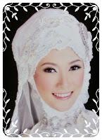 Model+jilbab+pengantin+(9) Gambar Contoh Model Jilbab Pengantin Muslimah 2014 Update